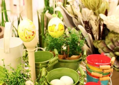Dekoartikel aus der Frühjahrsaustellung 2014 - Ostereier