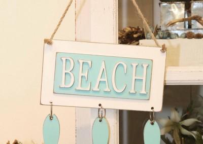 Dekoartikel aus der Home-Maritim-Kollektion der Frühjahr-Sommer Ausstellung 2015 - Beach