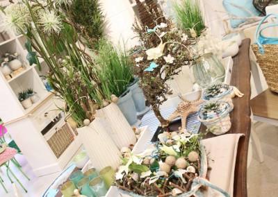 Dekoartikel aus der Home-Maritim-Kollektion der Frühjahr-Sommer Ausstellung 2015