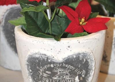 Dekoartikel aus der Weihnachtsaustellung 2012 - Weihnachtsstern