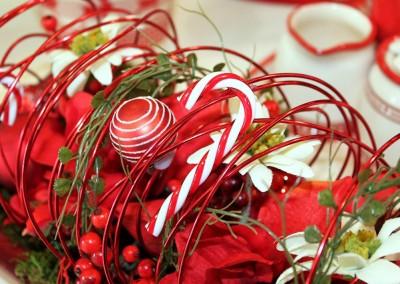 Dekoartikel aus der Weihnachtsaustellung 2012