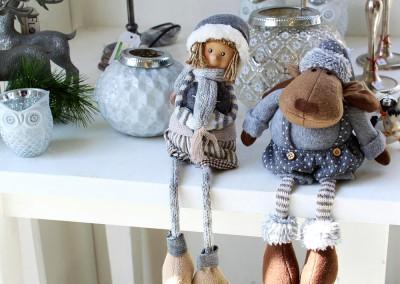 Dekoartikel aus der Weihnachtsaustellung 2013