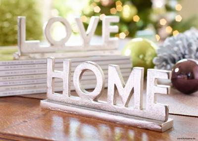 Dekoartikel aus der Weihnachtsaustellung 2014 - Home