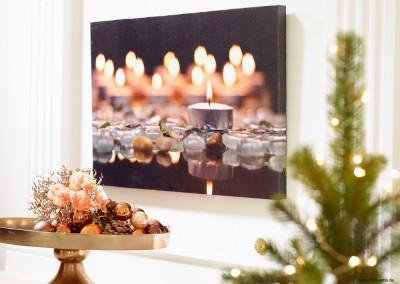 Dekoartikel aus der Weihnachtsaustellung 2014