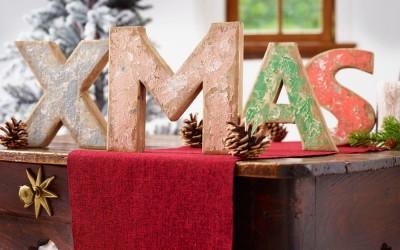 Dekoartikel aus der Weihnachtsaustellung 2014 - Xmas