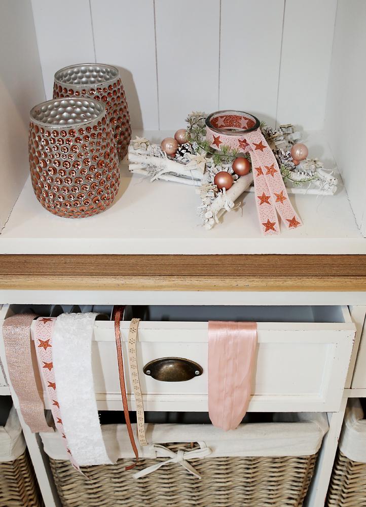 dekoartikel aus der kupfer kollektion der weihnachts ausstellung 2015 christbaumkugel. Black Bedroom Furniture Sets. Home Design Ideas
