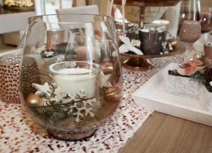 dekoartikel aus der kupfer kollektion der weihnachts. Black Bedroom Furniture Sets. Home Design Ideas