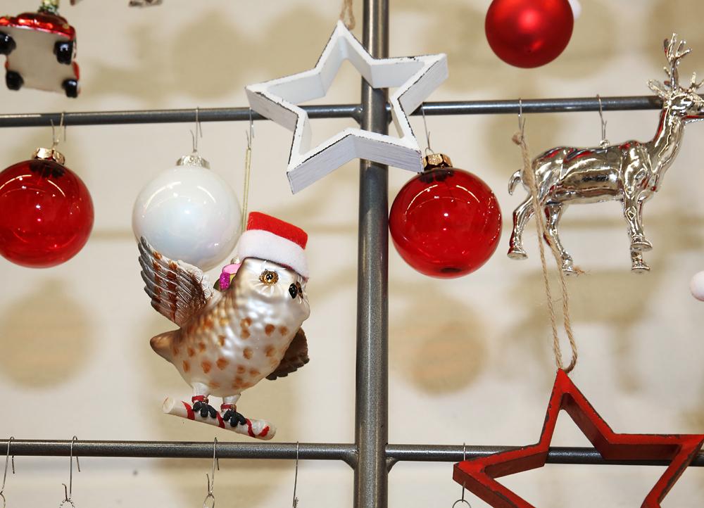 dekoartikel aus der rot wei kollektion der weihnachts ausstellung 2015 stern. Black Bedroom Furniture Sets. Home Design Ideas