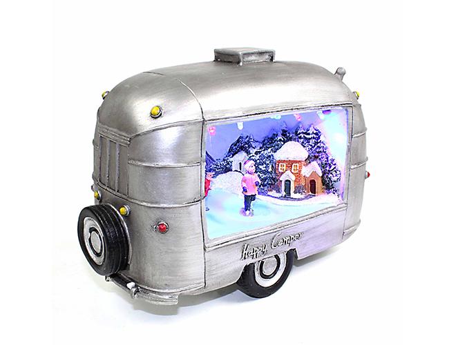 Weihnachts-Caravan