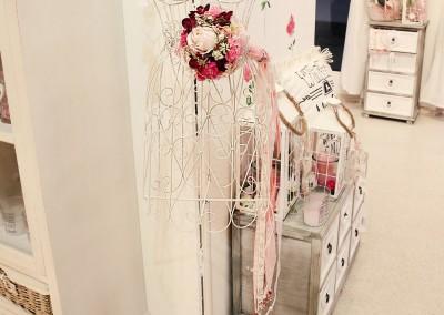 Dekoartikel der Frühlings-Ausstellung 2016 - Blumenstrauss