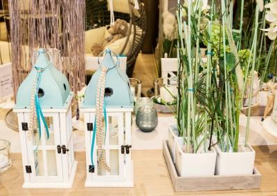 Dekoartikel der Frühlings-Ausstellung 2016 - Maritim - Kollektion - Vogelhaus