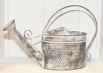 Dekoartikel der Frühlings-Ausstellung 2016 - Maritim - Kollektion - Gießkanne - Metall