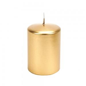 weihnachten-deko-kerze-gold-willenborg