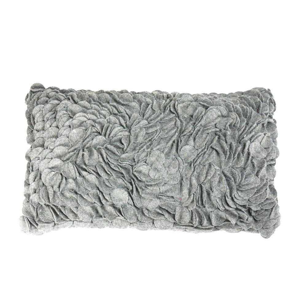 weihnachten deko kissen grau wollewillenborg willenborg. Black Bedroom Furniture Sets. Home Design Ideas
