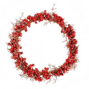 weihnachten-deko-kranz-beere-rot-willenborg