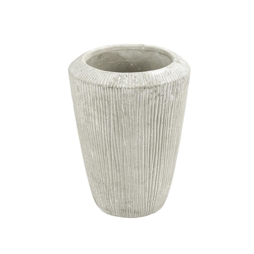 willenborg-dekoration-frühlingsreif-beton-topf-grau - willenborg