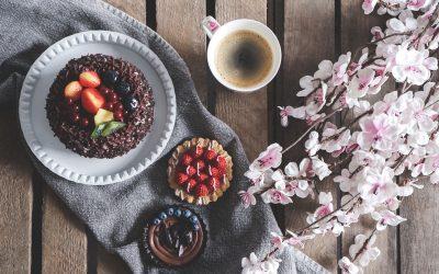 Willenborg lädt ein: zu Kaffee & Frühling!