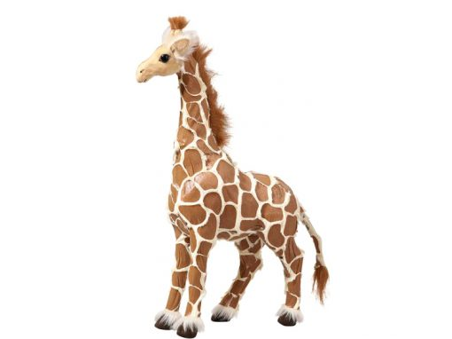 Plüsch-Giraffe
