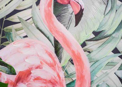071-willenborg-deko-fruehling-ostern-tropical-sommer-tropisch-pink-rosa-flamingo-gruen-summer-palme-tapete