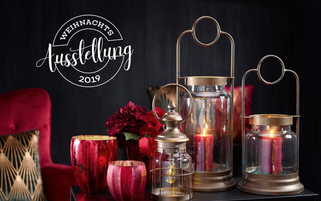 Einladung zur Winter- & Weihnachtsausstellung 2019